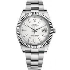 Rolex 116334 white