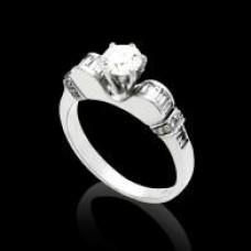 Эксклюзивное кольцо от GEM International Diamond Center.