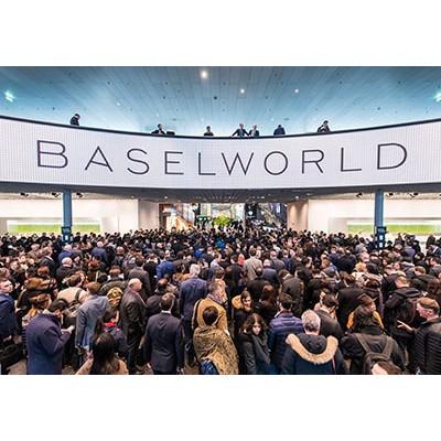 Международная выставка часов BaselWorld