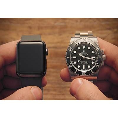 7 причин, почему швейцарские часы лучше Apple Watch
